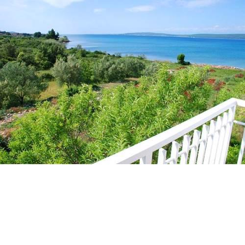 Apartment in Pašman with Seaview, Balcony, Air condition, WIFI (4663-4)