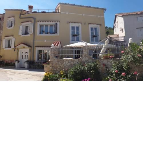 Apartment in Susak with sea view, air conditioning, WiFi, washing machine (4873-1)
