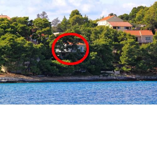 Apartments and rooms by the sea Lumbarda, Korcula - 9272