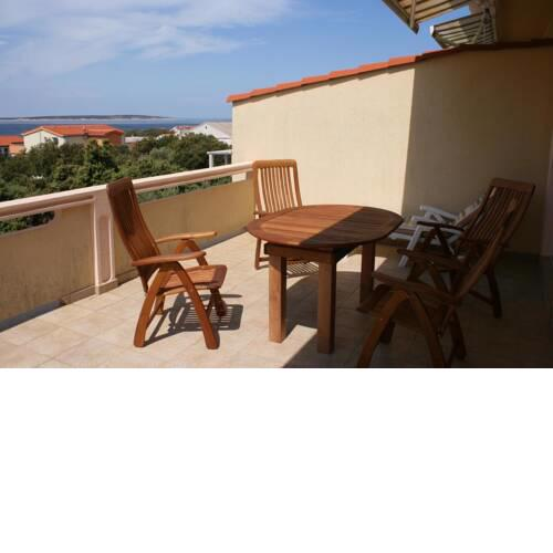 Apartments and rooms with parking space Mandre, Pag - 6309