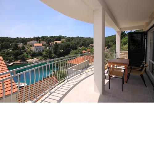 Apartments by the sea Basina, Hvar - 8754