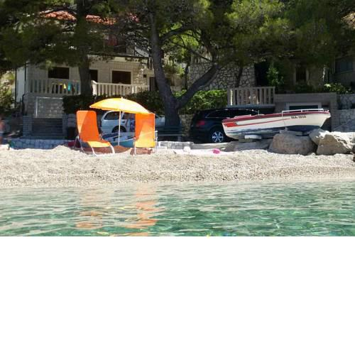 Apartments by the sea Brela, Makarska - 16065