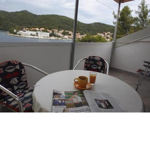 Apartments by the sea Brna, Korcula - 13492