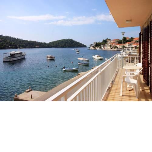Apartments by the sea Brna, Korcula - 561