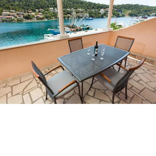 Apartments by the sea Brna, Korcula - 7553