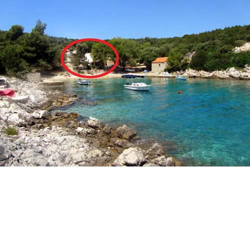 Apartments by the sea Cove Milna - Zastrazisce, Hvar - 8951
