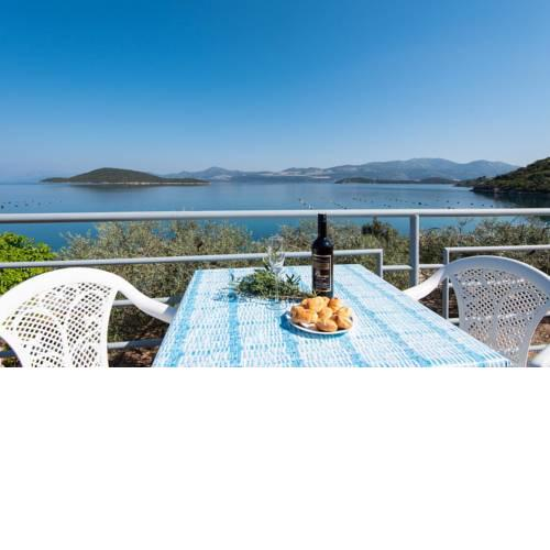 Apartments by the sea Cove Pjestata, Peljesac - 12381