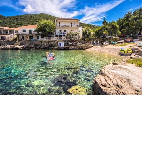 Apartments by the sea Cove Zarace (Gdinj) (Hvar) - 2047