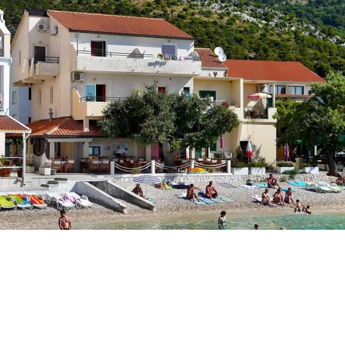 Apartments by the sea Drvenik Donja vala, Makarska - 8807