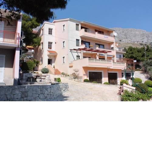 Apartments by the sea Duce, Omis - 2749