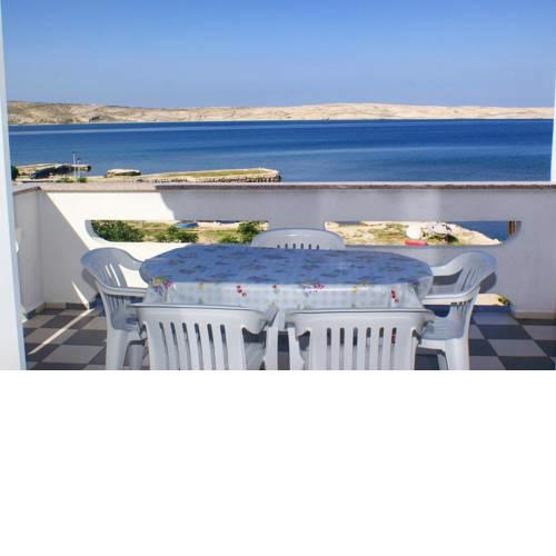 Apartments by the sea Kustici, Pag - 4129