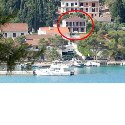 Apartments by the sea Loviste, Peljesac - 18656