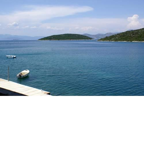 Apartments by the sea Luka Dubrava, Peljesac - 4568