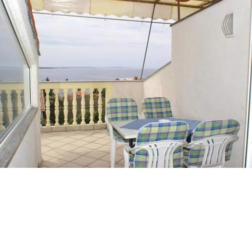 Apartments by the sea Mandre, Pag - 4098