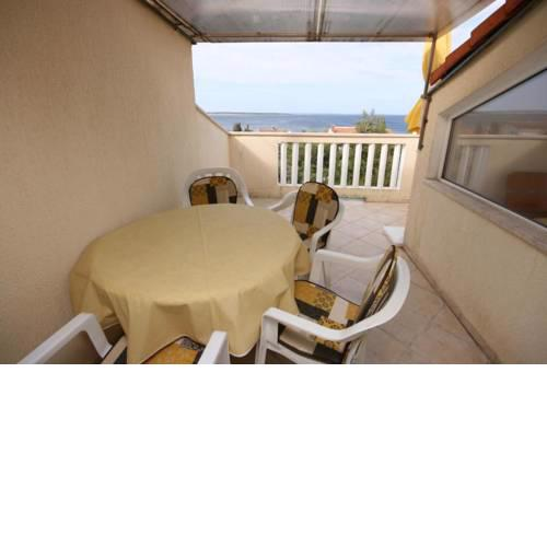 Apartments by the sea Mandre, Pag - 6537