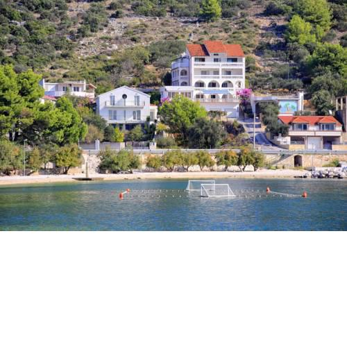 Apartments by the sea Marina, Trogir - 9037