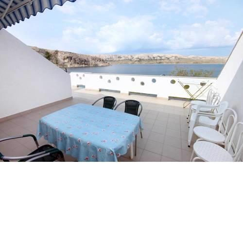 Apartments by the sea Metajna, Pag - 6289