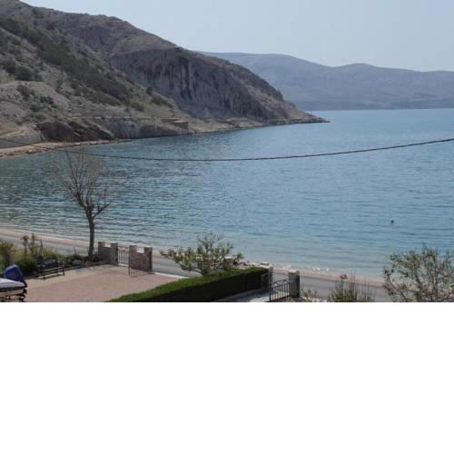 Apartments by the sea Metajna, Pag - 6466