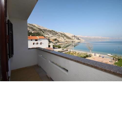 Apartments by the sea Metajna, Pag - 6486