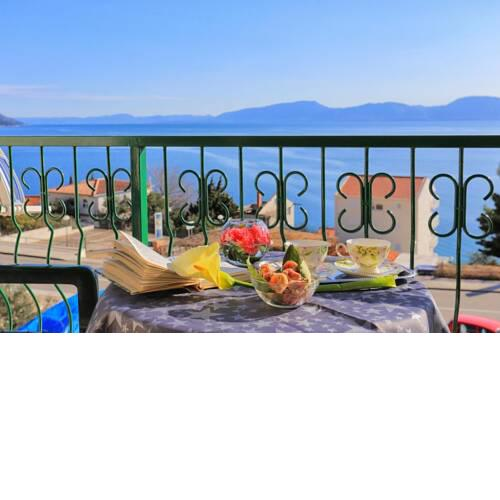 Apartments by the sea Podaca, Makarska - 11588
