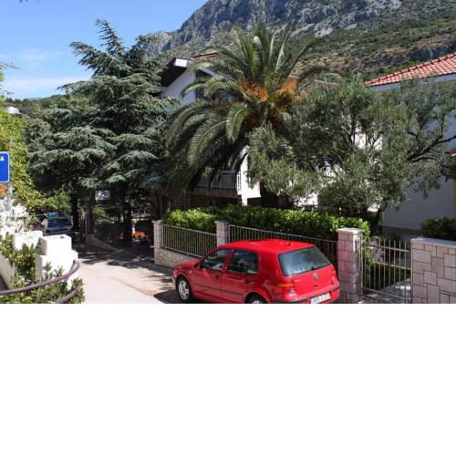 Apartments by the sea Podaca, Makarska - 2617