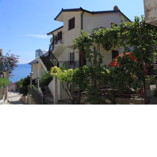 Apartments by the sea Podaca, Makarska - 6902