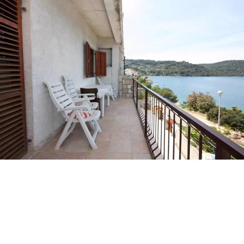 Apartments by the sea Polace, Mljet - 613