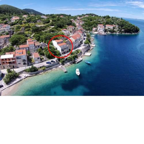 Apartments by the sea Racisce, Korcula - 9169