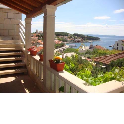 Apartments by the sea Sumartin, Brac - 2952