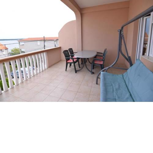 Apartments by the sea Tkon, Pasman - 8455