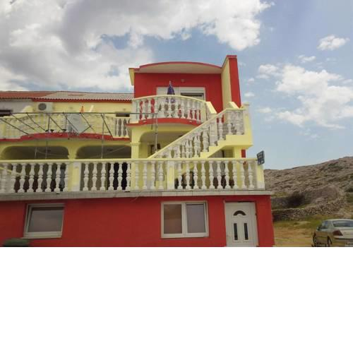 Apartments by the sea Zubovici, Pag - 4125