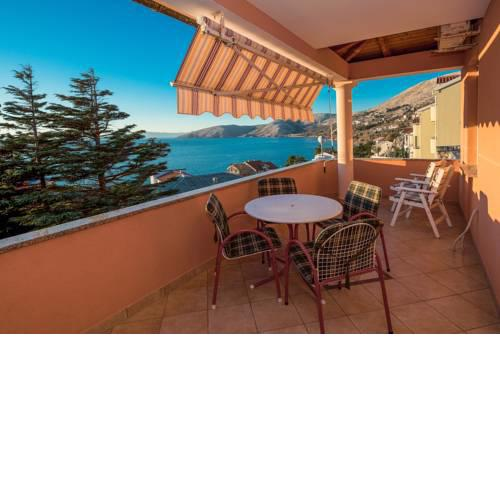 Apartments in Stara Baska/Insel Krk 34433