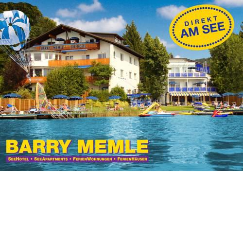 Barry Memle Directly at the Lake