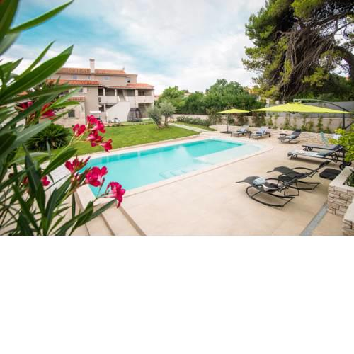Beautiful Villa Julia, south Istria, garden, pool