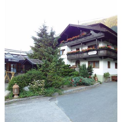 Bergsteiger-Zimmer Pension Obermair