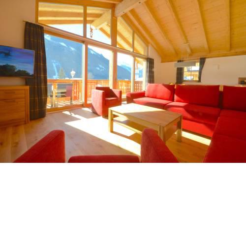 Chalet 5 Vogelbeere by Alpen Apartments