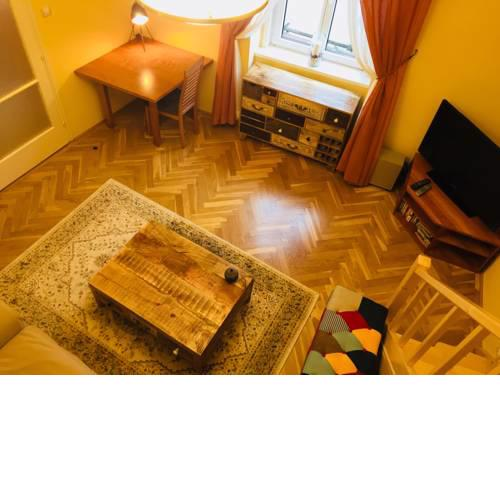 Cosy Flat in the Heart of Budapest