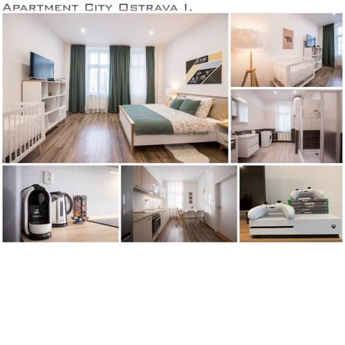 FAMILY Apartment in OSTRAVA