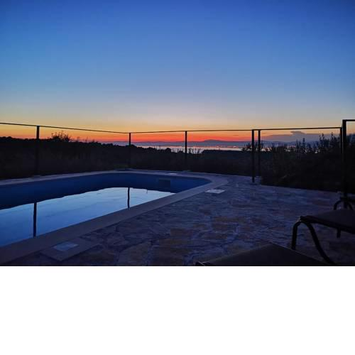 Family friendly house with a swimming pool Skrip, Brac - 15297