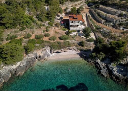 Family friendly seaside apartments Cove Rapak, Hvar - 12779