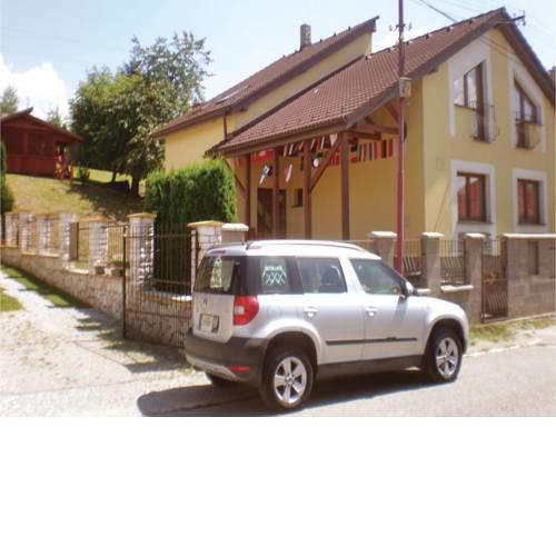 Five-Bedroom Holiday Home in Krompachy