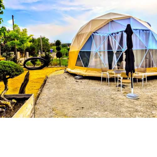Glamping Dome am Neusiedlersee
