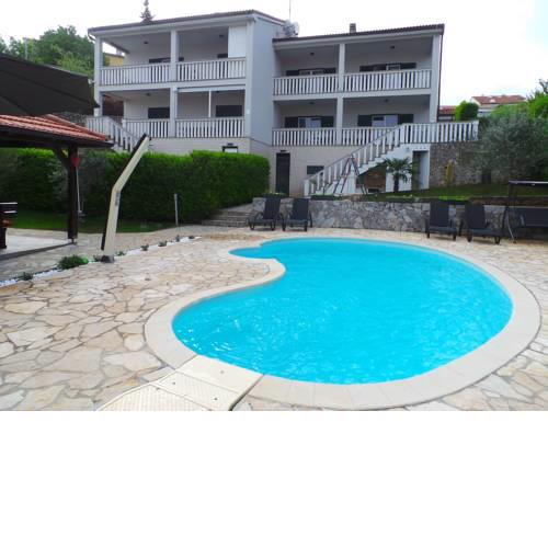 Holiday home in Malinska/Insel Krk 13031