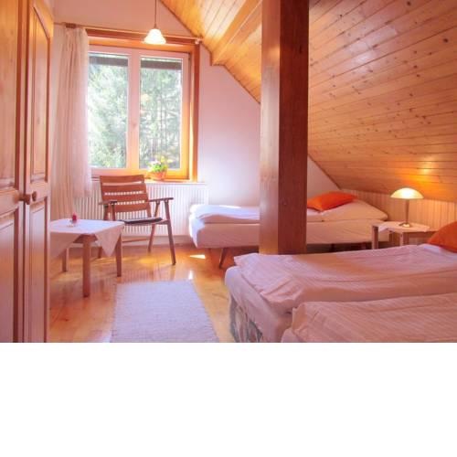 Holiday Home Low Tatras Maluzina