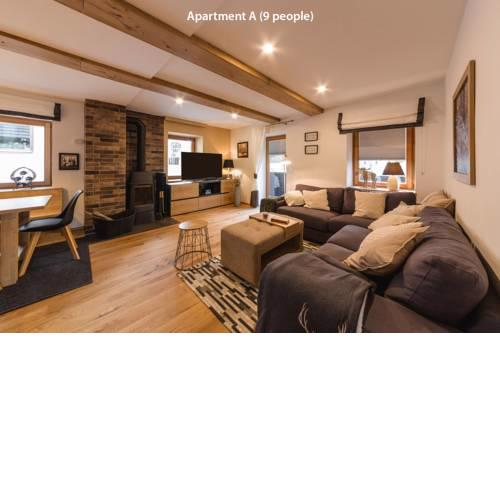 Luxury Chalet Mallnitz