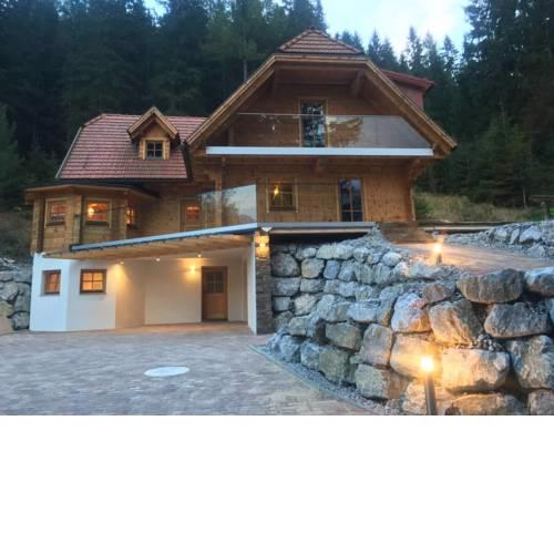 Luxus Chalet mit Wellness