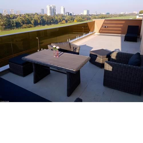 Penthouse Zagreb City on Sava