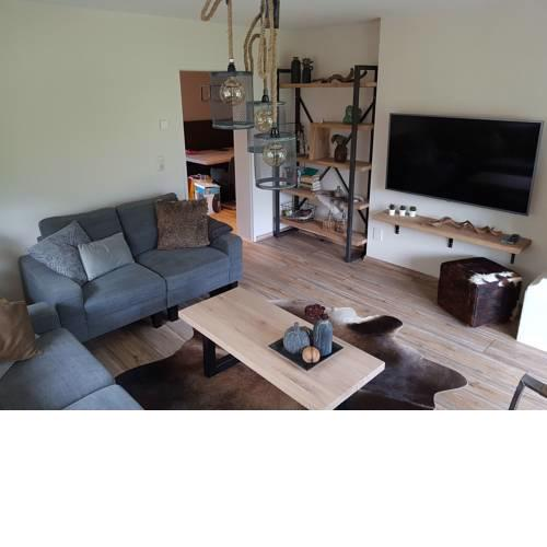 Pleasant apartment for 4 people (during the winter including use of the sauna)
