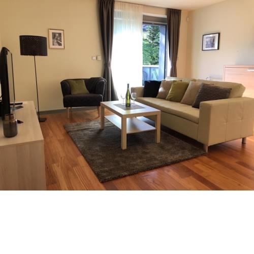 Prague Apartments Troya