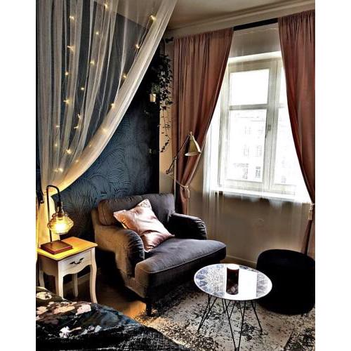 Romantic designer apartment Prague